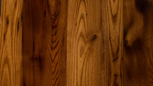 antique chestnut with oil finish from Rousseau Reclaimed Lumber & Flooring in South Portland, Maine