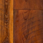 reclaimed skip milled softwood with oil finish from Rousseau Reclaimed Lumber & Flooring in South Portland, Maine