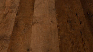 reclaimed wire brushed mixed oak no finish from Rousseau Reclaimed Lumber & Flooring in South Portland, Maine