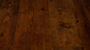 reclaimed threshing floor smooth with oil finish from Rousseau Reclaimed Lumber & Flooring in South Portland, Maine