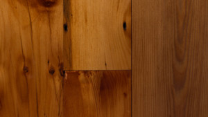 reclaimed bigelow range with polyurethane finish from Rousseau Reclaimed Lumber & Flooring in South Portland, Maine
